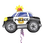 Anagram 18 x 24 inch Police Car
