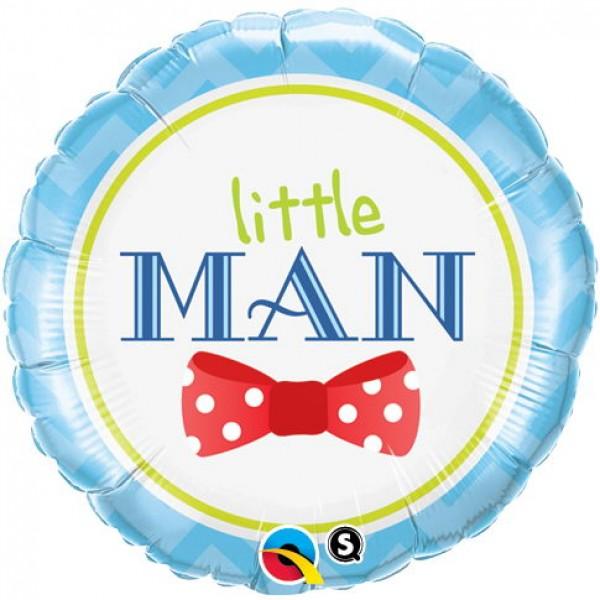 Children Balloons - Qualatex 18 inch Little Man Bow-Tie