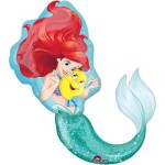 Anagram 28 x 34 inch Little Mermaid Princess