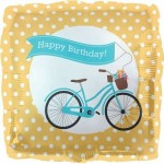 Northstar 18 inch Birthday Bike Banner