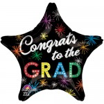 Anagram 19 inch Congrats to the Grad Bursts