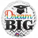 Anagram 17 inch Dream Big Graduation