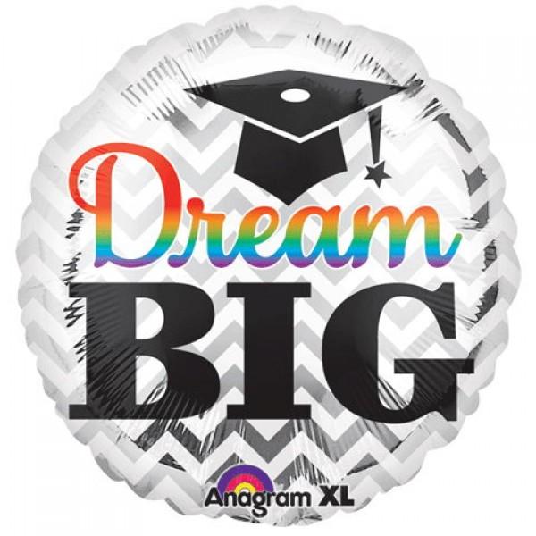 Graduation - Anagram 17 inch Dream Big Graduation