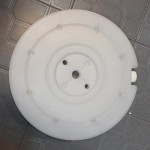 Water Base For Balloon Arch and Column Round Type ~ 4KG