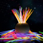 Multi-Color Glow In The Dark Light Sticks For Party and Events ~ 50pcs