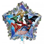 Anagram 34 x 32 inch Justice League Shape