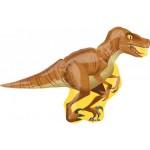 Anagram 40 x 28 inch SuperShape Dinosaur Raptor