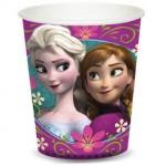 Amscan Frozen Paper Cups ~ 8 pcs