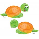 Anagram 20 X 31 Inch SuperShape Silly Sea Turtle