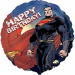 Anagram 17 inch Superman - Man of Steel Birthday