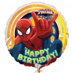 Anagram 17 inch Spiderman Ultimate Birthday
