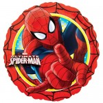 Anagram 17 inch Spiderman Action