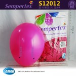 Sempertex 12 inch Solid Round Balloons ~ 25pcs