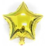 Mytex 9 inch Star Gold ~ 10pcs