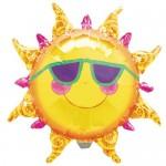 Anagram 24 x 24 inch Prismatic Sun
