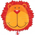 Anagram 24 x 12 inch Jungle Animals Lion