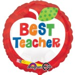 Anagram 17 inch Best Teacher