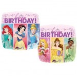 Anagram 17 inch Multi-Princess Dream Big HBD