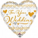 Anagram 17 inch For Your Wedding Heart
