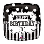 Anagram 17 inch Chalkboard HBD Party