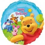 Anagram 17 inch Pooh & Friends Sunny Birthday
