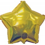 Mytex 18 Inch Star Gold ~ 5pcs