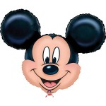 Anagram 27 x 21 inch Mickey Mouse Head