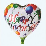 "Mytex 18"" Inch Happy Birthday Colorful AO Floating Balloon"