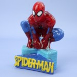 3D Spiderman Birthday Candle