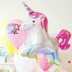 "Northstar Unicorn 36"" Inch SuperShape Balloon ~ Pony"
