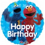Anagram 17 Inch Sesame Street Fun Happy Birthday