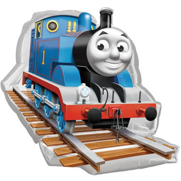 Character Balloons - Anagram 29 Inch Thomas The Tank Foil Balloon
