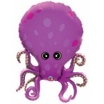 Qualatex 35 Inch Amazing Octopus Balloon