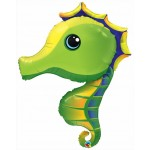 Qualatex 42 Inch Super Sea Horse Balloon