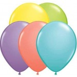 Qualatex 11 Inch Sorbet Assorted Latex Balloon - 25pcs