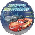 Anagram 17 Inch Disney Cars 3 Birthday Balloon