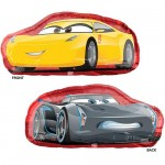 Anagram 35 Inch Cars 3 SuperShape Cruz Jackson