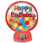Anagram 20 Inch Gumball Machine HBD