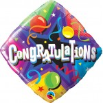 Qualatex 18 Inch Congratulations Party Time