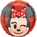 Anagram 17 Inch Minnie Mouse Emoji