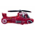Northstar 14 Inch Mini Shape Red Chopper