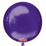 Anagram Orbz Purple Balloon