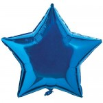 Mytex 24 Inch Star Blue ~ 5pcs