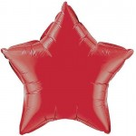 Mytex 24 Inch Star Red ~ 5pcs