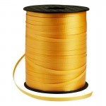 Curling Gold Balloon Ribbon ~ 5mm x 500y