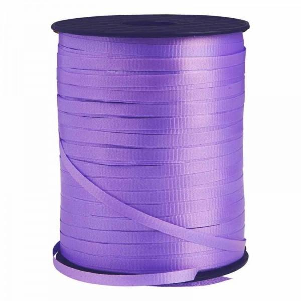 Solid Lilac Roll 5mmx500y Balloon Ribbon