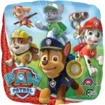 Anagram 17 Inch Paw Patrol Square Foil Balloon