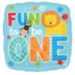 Anagram 18 Inch Fun To Be One 1st Birthday