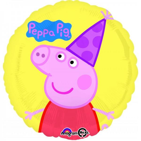 Movies And Cartoons - Anagram 17 Inch Peppa Pig HX Balloon