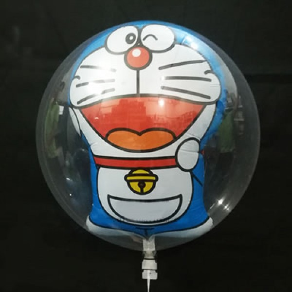 Movies And Cartoons - SAG 19 Inch Doraemon in Bubble Balloon ~ Japan